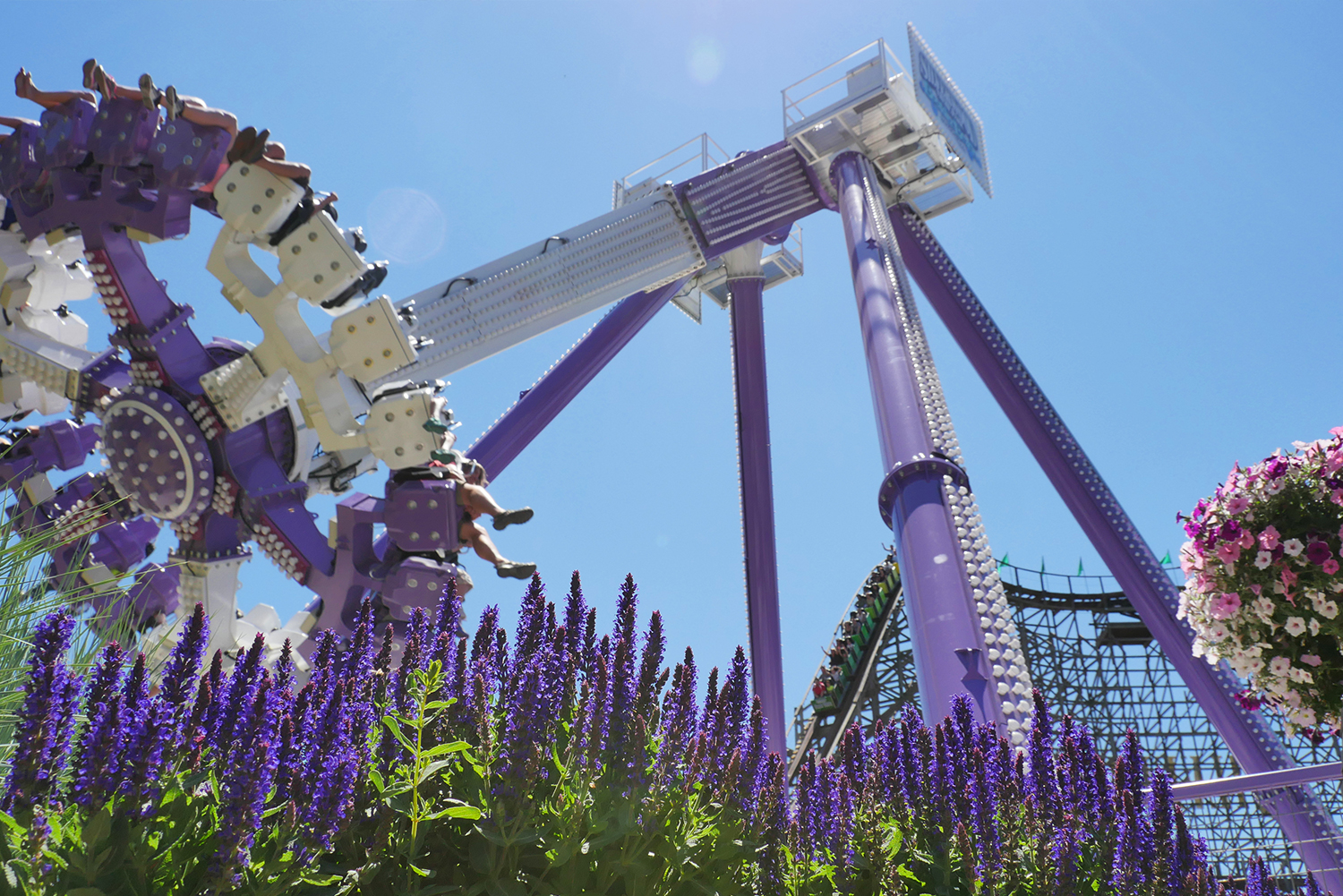 Silverwood Spincycle