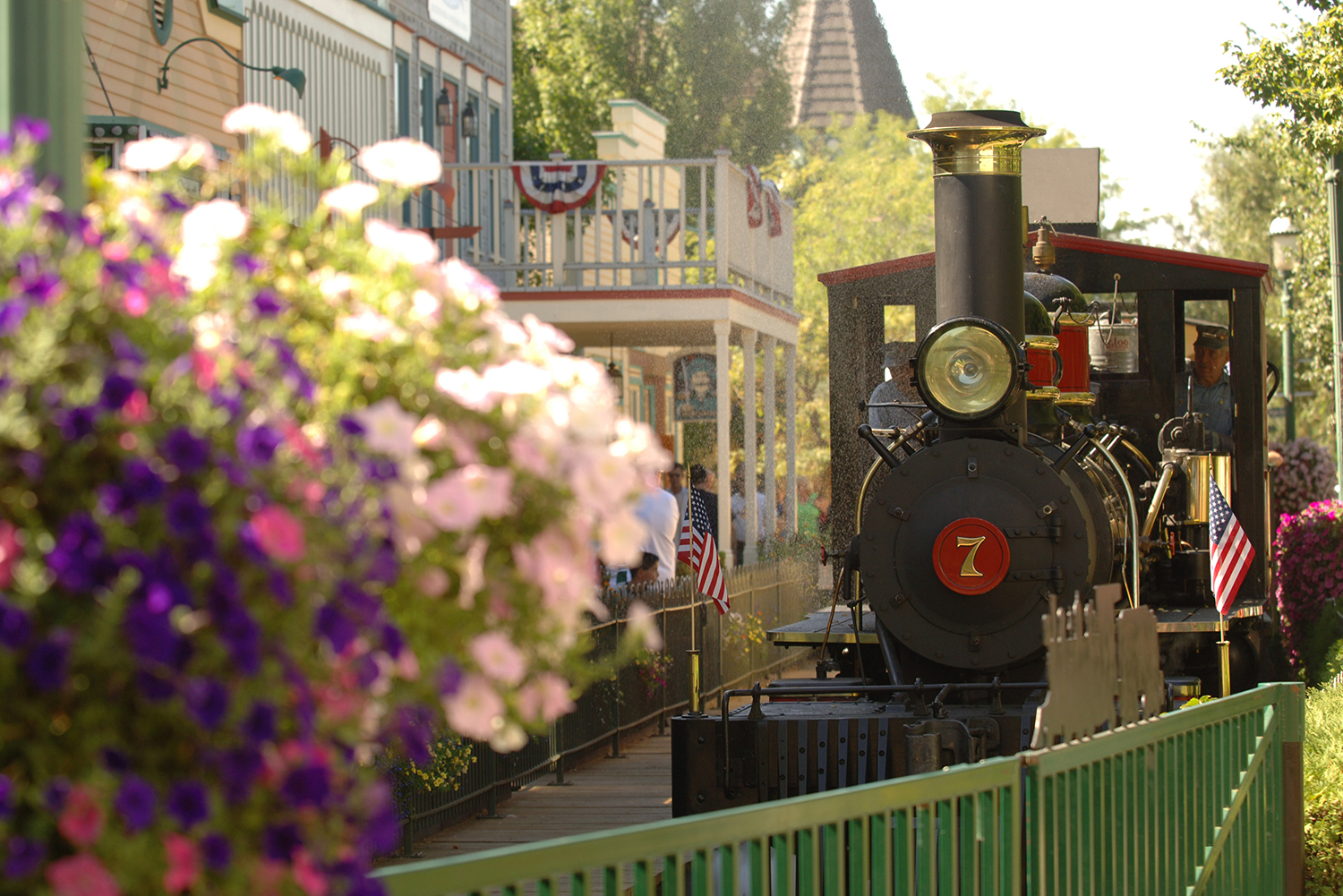 Silverwood: Steam Engine