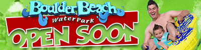 Boulder Beach opens June 8th